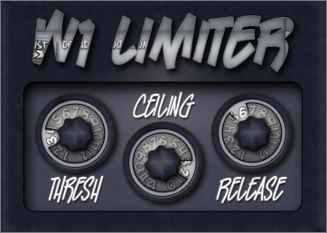 W1 Limiter (BBA) free limiter by BetabugsAudio