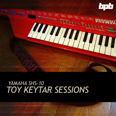 Yamaha SHS-10 Toy Keytar Sessions free soundbank by Bedroom Producers Blog