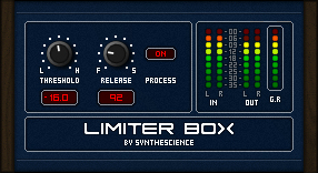 Limiter Box free limiter by Synthescience