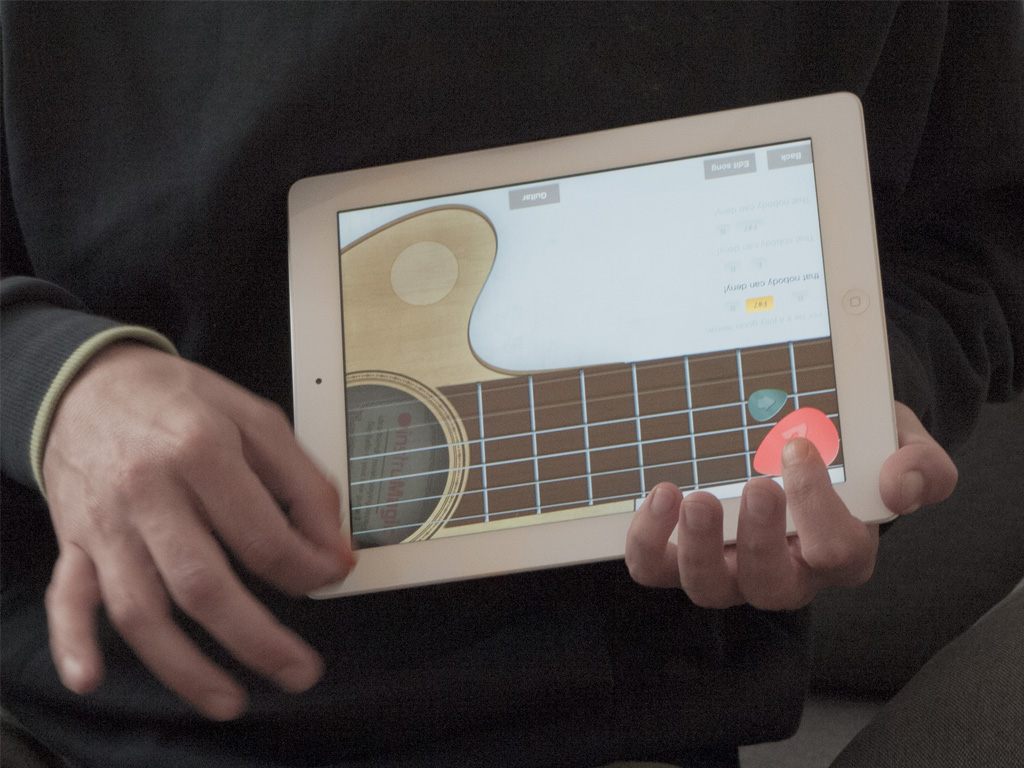 ZAP Guitar - No Strings Attached free virtual-instrument | education by instruMagic