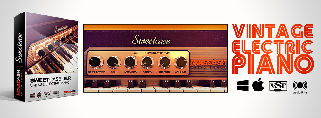 Sweetcase Electric Piano free rompler by NoiseAsh