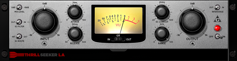 ThrillseekerLA free compressor by Variety Of Sound