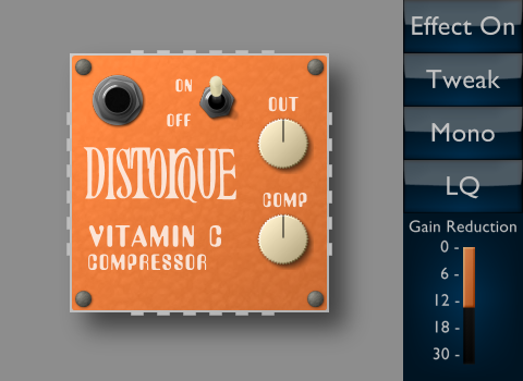 Vitamin C free compressor by Distorque