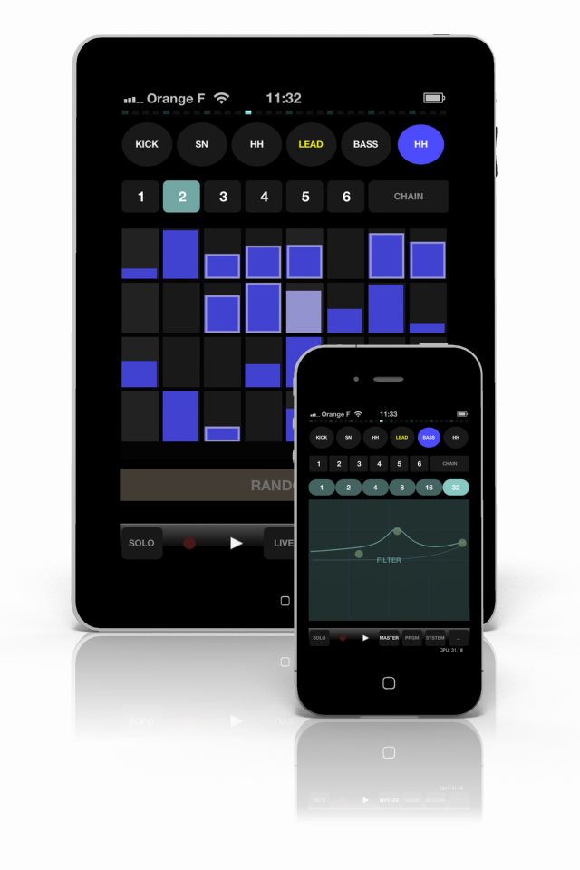 Wejaam free sequencer by WEJAAM