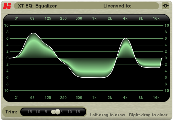 XT-EQ Equalizer free eq by Harrison