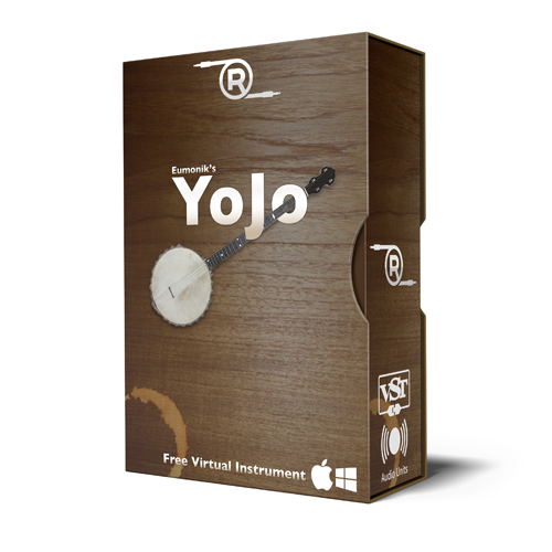 YoJo free rompler by Reflekt Audio