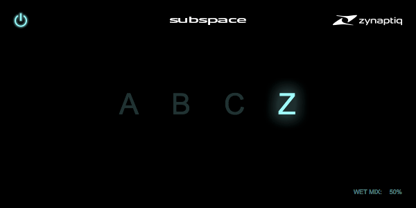 Subspace free reverb by Zynaptiq