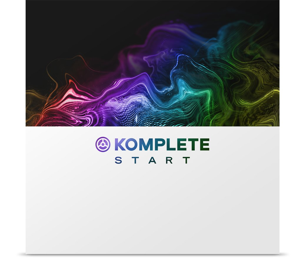 Komplete Start Free Production Suite