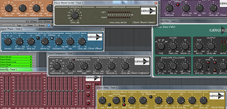 Kjaerhus free vst bundle
