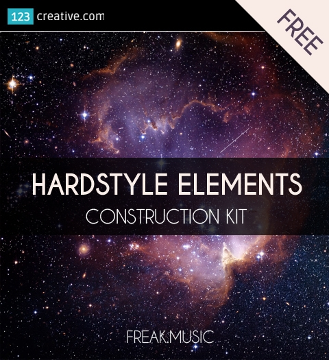 FREE Hardstyle Elements - Construction Kit (Loops