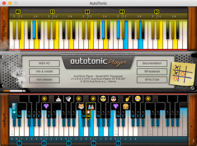 AutoTonic Player free chorder by AutoTonic