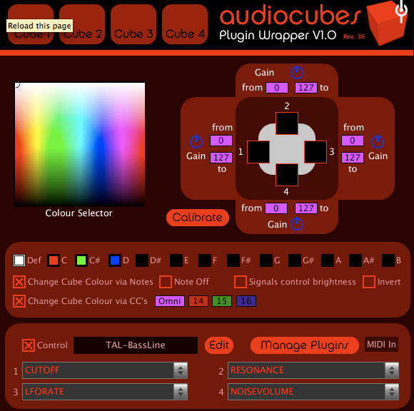 PluginWrapper for Percussa AudioCubes free routing | wrapper by Percussa