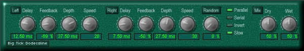 Dodecaline free multi-fx   chorus   exciter   enhancer   stereo-imaging by BigTick