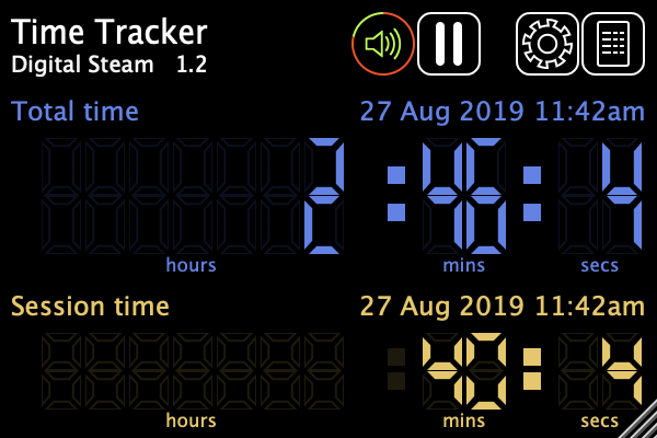 Time Tracker free other-utility by DigitalSteam