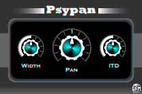 GFM Psypan free stereo-imaging by Games From Mars