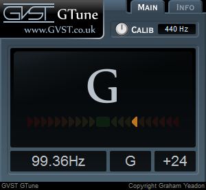 GTune free tuner by GVST