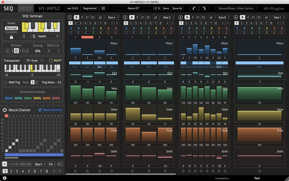 HY-MPS2 free step-sequencer by HY-Plugins