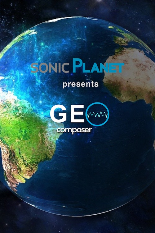 GeoComposer free sequencer by sonicPlanet
