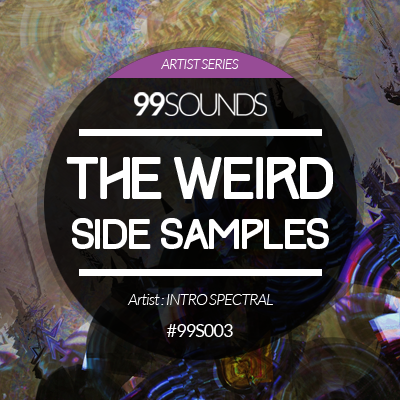The Weird Side Samples free loop-sample-pack by 99Sounds