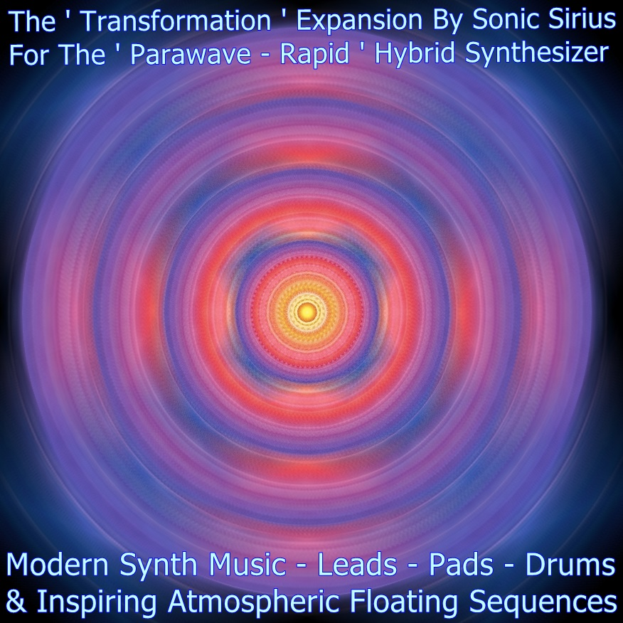The Tranformation Expansion free softsynth-preset by Sonic Sirius