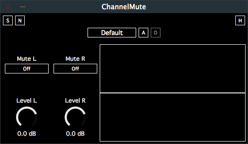 Channel Mute free mute by SocaLabs