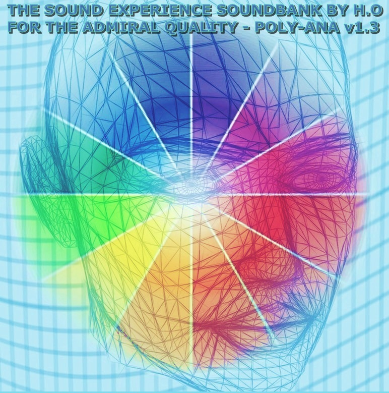 The Sound Experience Soundbank by H.O free softsynth-preset by Sonic Sirius