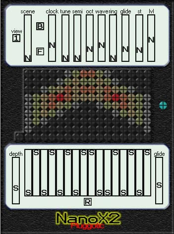 NanoX2 free software-synthesizer by Pluggotic