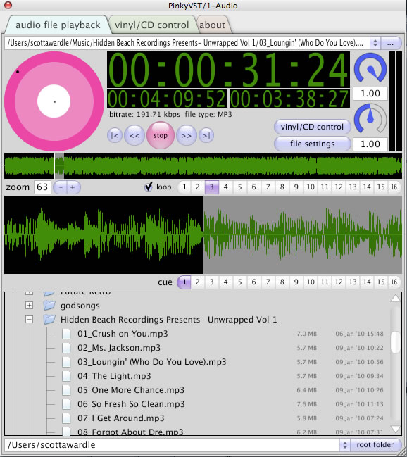 Pinky VST free audio-recorder by Ms Pinky