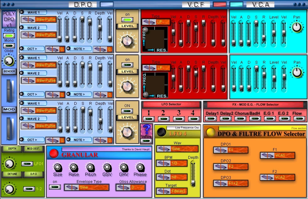 PolyDPO free software-synthesizer by Jeff51