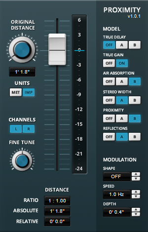 Proximity free panner by vladg/sound
