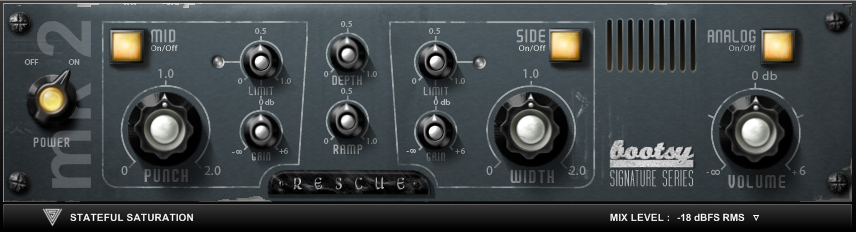 Rescue MK2 free exciter by Variety Of Sound