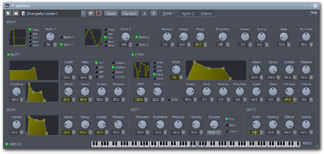 synthv1 free software-synthesizer by rncbc