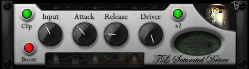 TLs Saturated Driver free compressor by TbT