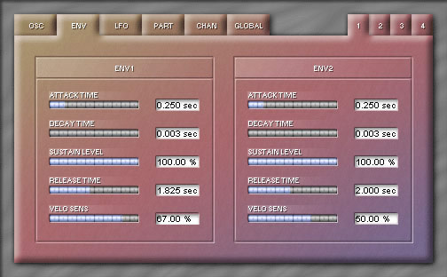 Vivaldi MX free software-synthesizer by SK
