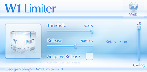 W1 Limiter free limiter by 4Front Technologies
