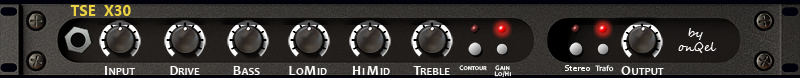 X30 free overdrive | saturation by TSE AUDIO