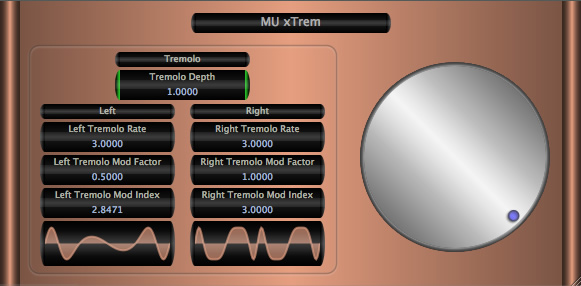 xTrem free tremolo by Music Unfolding