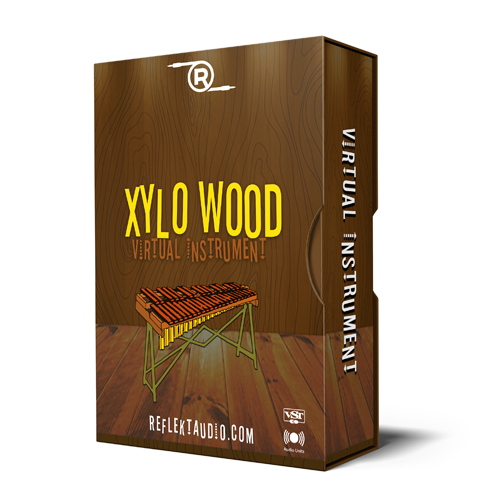 Xylo Wood free rompler by Reflekt Audio